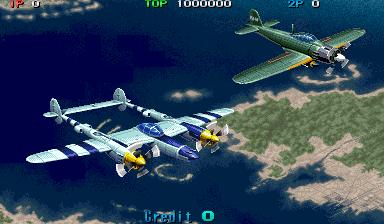 1944: The Loop Master (ARC)  © Capcom 2000   7/10