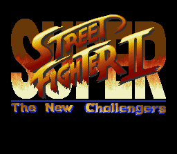 Super Street Fighter II (SNES)   © Capcom 1994    1/3