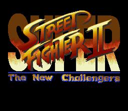 Super Street Fighter II (SNES)  © Capcom 1994   1/3