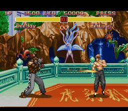 Super Street Fighter II (SNES)  © Capcom 1994   3/3