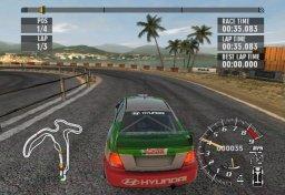 RalliSport Challenge 2 (XBX)  © Microsoft 2004   1/3