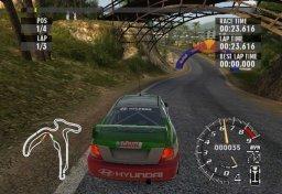 RalliSport Challenge 2 (XBX)  © Microsoft 2004   3/3