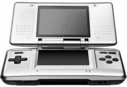 Nintendo DS (NDS)  © Nintendo 2004   1/1