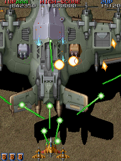 Raiden Fighters Jet (ARC)   © Seibu Kaihatsu 1998    14/14