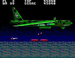 Aerial Assault (SMS)  © Sega 1990   6/9