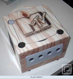 GameCube MTV Airbrush  © Nintendo   (GCN)   1/1