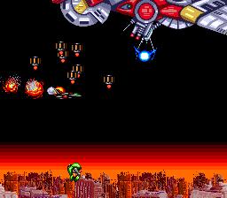 Aero Blasters (PCE)  ©  1990   3/3