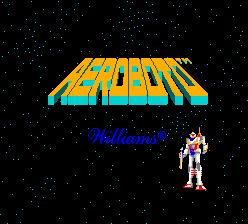 Aeroboto (ARC)  © Williams 1984   1/3