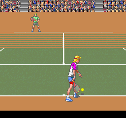 Amazing Tennis (ARC)   © Absolute 1992    3/3