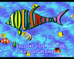 Aquarium (ARC)  ©  1996   1/2