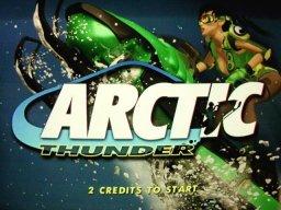 Arctic Thunder (ARC)  © Midway 2001   1/4