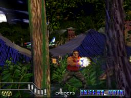 Area 51 / Maximum Force (ARC)  © Atari Games 1998   2/3