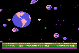 Astro Chase (ARC)  © Exidy 1984   2/3