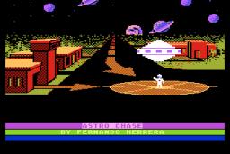 Astro Chase (ARC)  © Exidy 1984   1/3