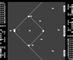Atari Baseball (ARC)  © Atari (1972) 1979   3/3