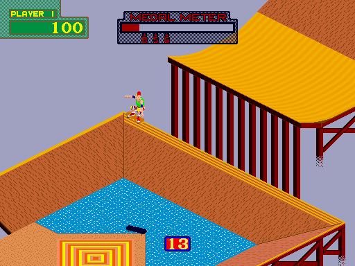 720 Degrees (ARC)  © Atari Games 1986   5/6