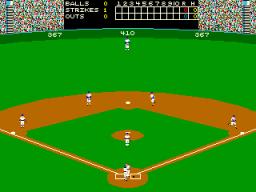 Baseball The Season II (ARC)  © Cinematronics 1987   3/3