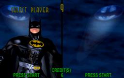 Batman Forever: The Arcade Game (ARC)  © Acclaim 1996   3/4