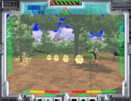 Behind Enemy Lines (ARC)  © Sega 1998   2/3