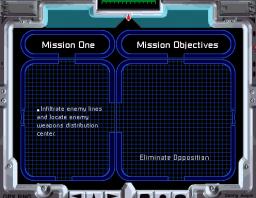 Behind Enemy Lines (ARC)  © Sega 1998   3/3