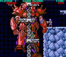 Bionic Commando (ARC)  © Capcom 1987   4/5
