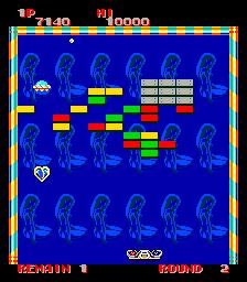 Block Gal (ARC)  © Sega 1987   2/4