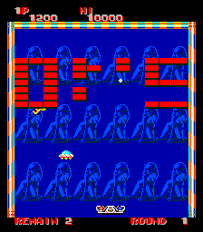 Block Gal (ARC)  © Sega 1987   3/4