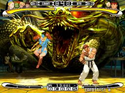 Capcom Vs. SNK: Millennium Fight 2000 (ARC)  © Capcom 2000   2/5