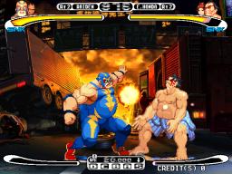 Capcom Vs. SNK: Millennium Fight 2000 (ARC)  © Capcom 2000   3/5