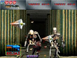 Crypt Killer (ARC)  © Konami 1995   3/3