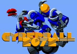 Cyberball 2072 (ARC)  © Atari Games 1989   1/3