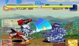 Cyberbots: Fullmetal Madness (ARC)  © Capcom 1994   2/13