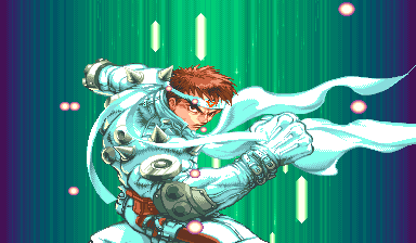 Cyberbots: Fullmetal Madness (ARC)  © Capcom 1994   7/13