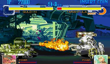 Cyberbots: Fullmetal Madness (ARC)  © Capcom 1994   9/13