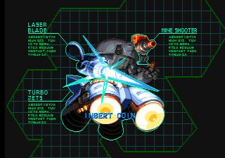 Cyberbots: Fullmetal Madness (ARC)  © Capcom 1994   13/13