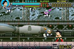 Astro Boy: Omega Factor (GBA)  © Sega 2003   4/4