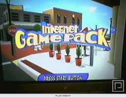 Internet GamePack  ©    (DC)   1/12
