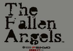 Daraku Tenshi: The Fallen Angels (ARC)  © Psikyo 1998   1/3