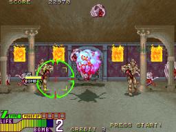 Dragon Gun (ARC)  © Data East 1992   2/5