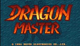 Dragon Master (ARC)  © Unico 1994   1/5