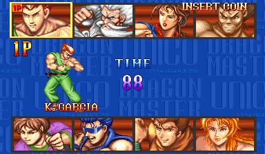 Dragon Master (ARC)  © Unico 1994   5/5