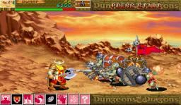 Dungeons & Dragons: Shadow Over Mystara (ARC)  © Capcom 1996   2/23