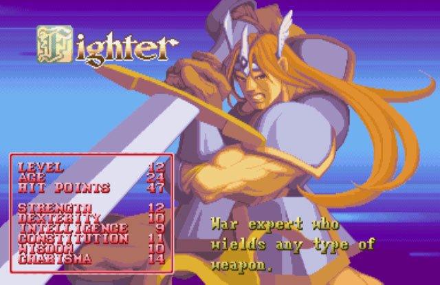 Dungeons & Dragons: Shadow Over Mystara (ARC)  © Capcom 1996   7/23