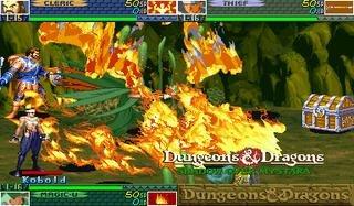 Dungeons & Dragons: Shadow Over Mystara (ARC)  © Capcom 1996   8/23