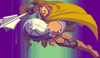 Dungeons & Dragons: Shadow Over Mystara (ARC)  © Capcom 1996   10/23