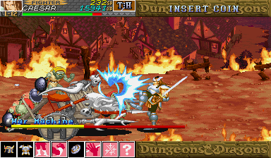 Dungeons & Dragons: Shadow Over Mystara (ARC)  © Capcom 1996   19/23