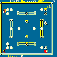 Eggs (ARC)  © Universal 1983   2/3