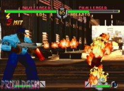 Final Fight Revenge (ARC)  © Capcom 1999   3/6