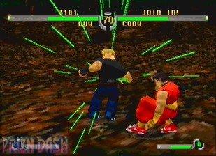 Final Fight Revenge (ARC)  © Capcom 1999   6/6