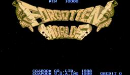 Forgotten Worlds (ARC)  © Capcom 1988   1/5